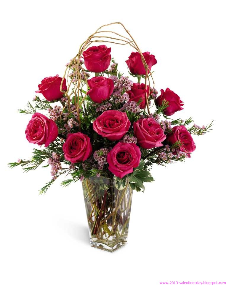 Valentines day rose picture for him for Valentines day flowers for him