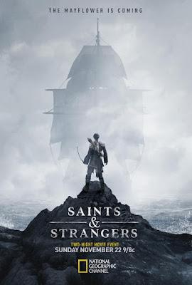 Saints & Strangers 2015 DVDR NTSC R1 Latino