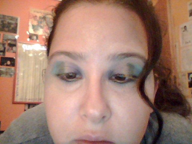The Beauty Travelista: RAINBOW MAKEUP FAIL