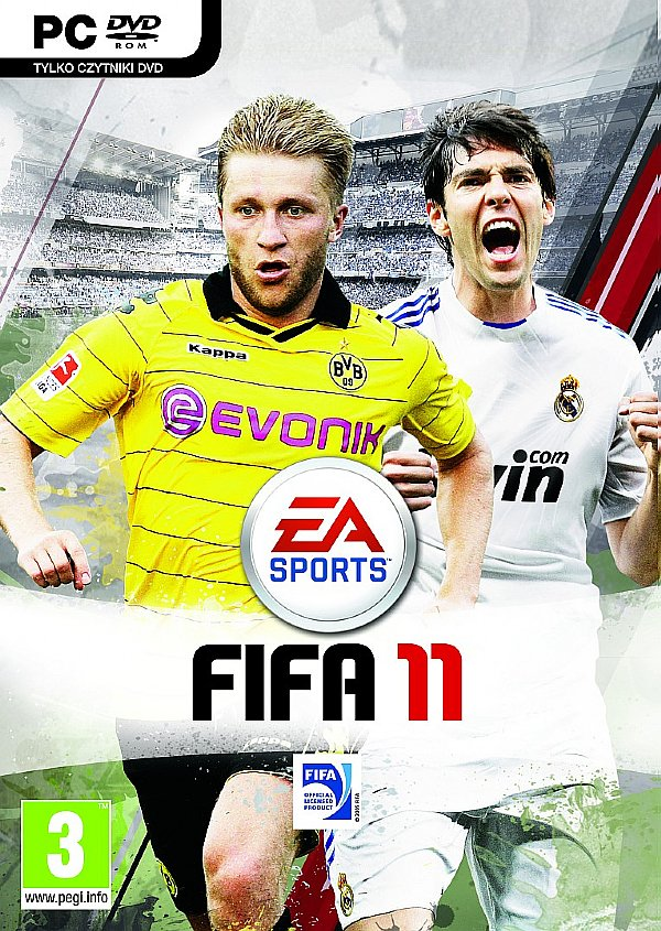 Скачать FIFA 11 Official Patch Crack/No DVD 1.0.1 бесплатно без.