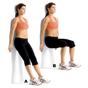 gluteos ejercicio: