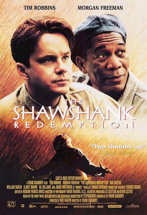 Sueños de fuga (The Shawshank redemption) (1994) BrRip 720p español latino
