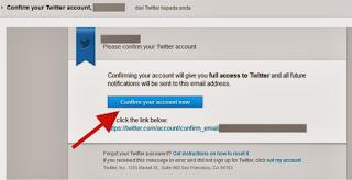 Langkah-langkah Mendaftar Twitter
