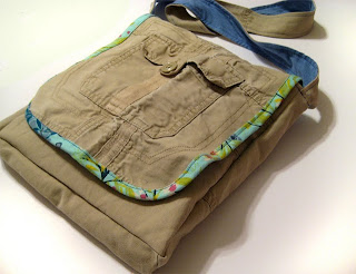 Pantolondan çanta