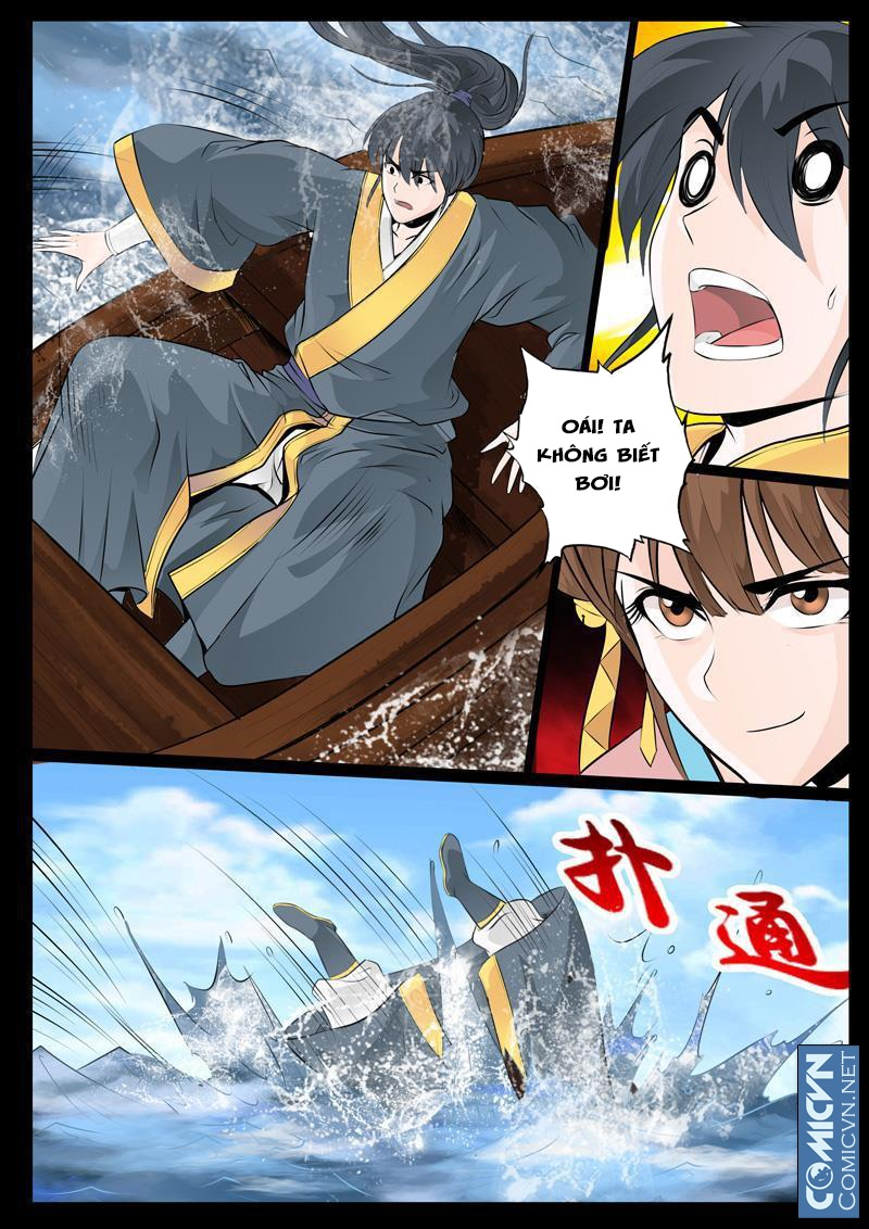 Long Phù Chi Vương Đạo Thiên Hạ Chap 15