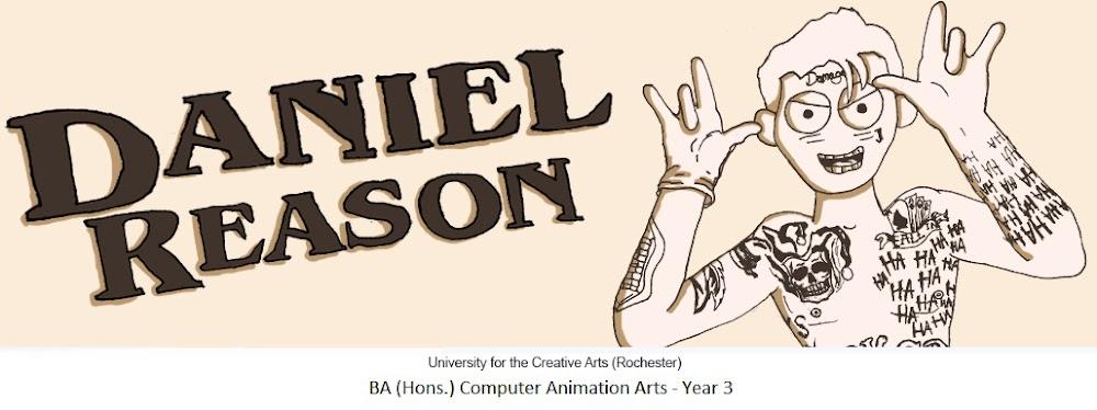 Daniel Reason's Blog