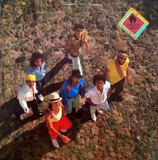 Chiclete com Banana - Tambores Urbanos - capa do disco