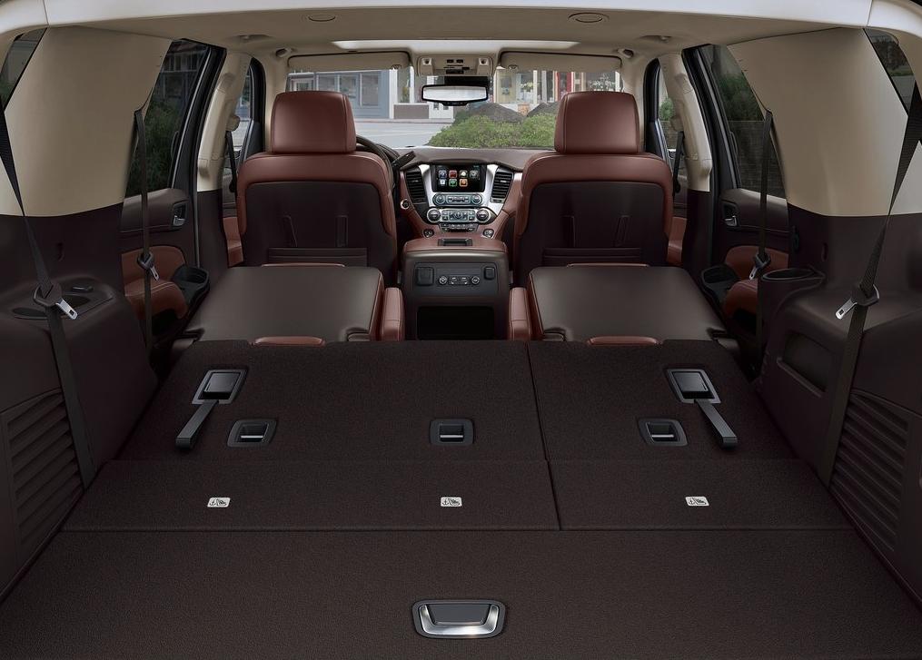 Large SUV Sales In America - August 2015 YTD