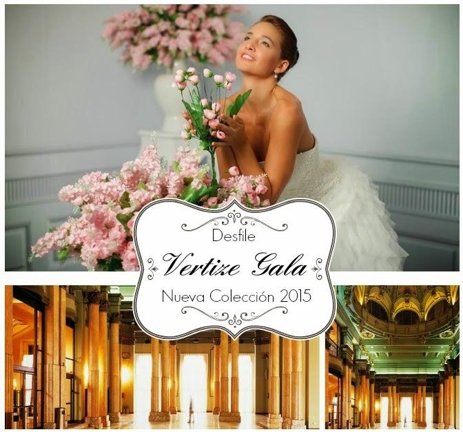 vertize gala nueva coleccion vestidos novia 2015 desfile circulo bellas artes blog mi boda gratis