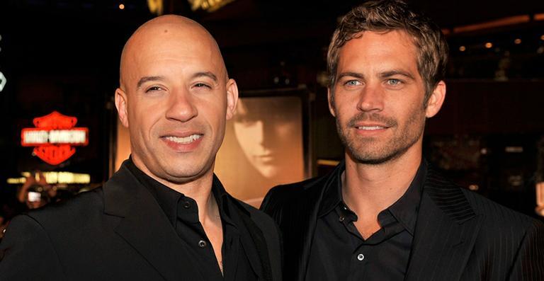 Vin Diesel se emociona ao falar sobre Paul Walker