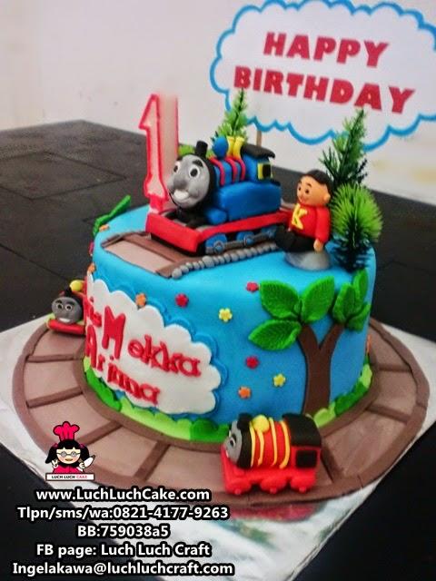 jual kue tart thomas ulang tahun