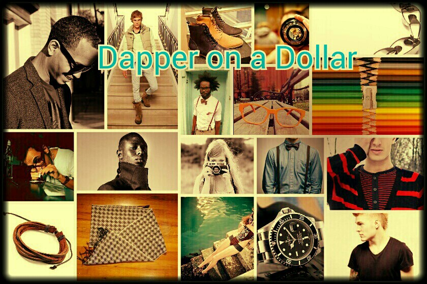 dapper on a dollar