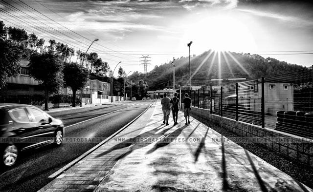 Vía Cívica En Sant Climent de Llobregat