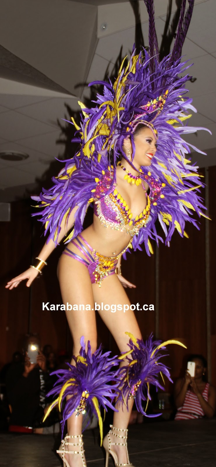 Karabana tribal carnival band launch aliens malvernweather Gallery
