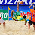 Praia de Cabo Branco é palco da final da Copa Verão de Beach Soccer