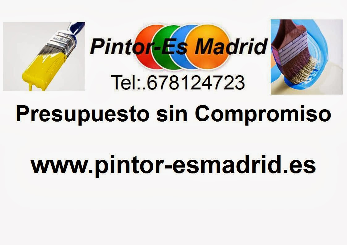 Pintores Madrid: octubre 2014