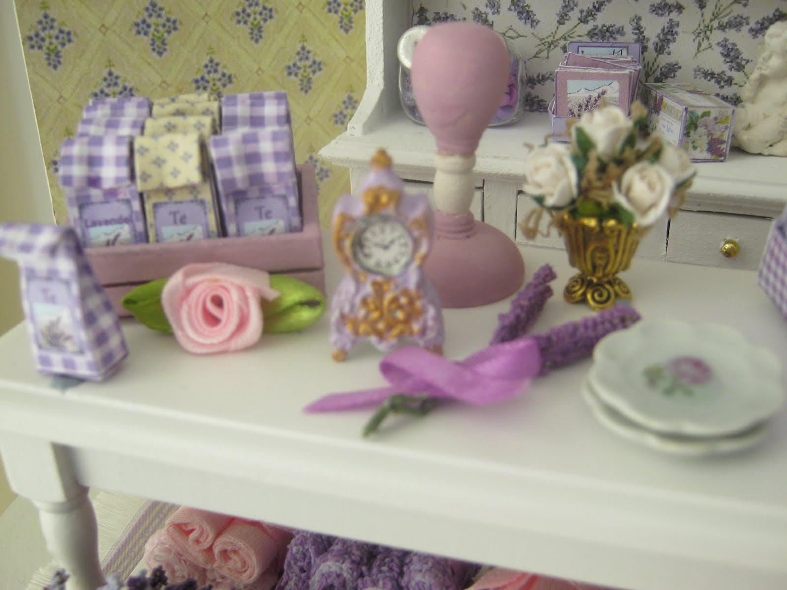 Wyrnas Lavender shop