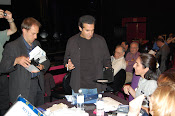 DAVID AMONG ATTENDEES @ CONVENTION, NOV. 2002