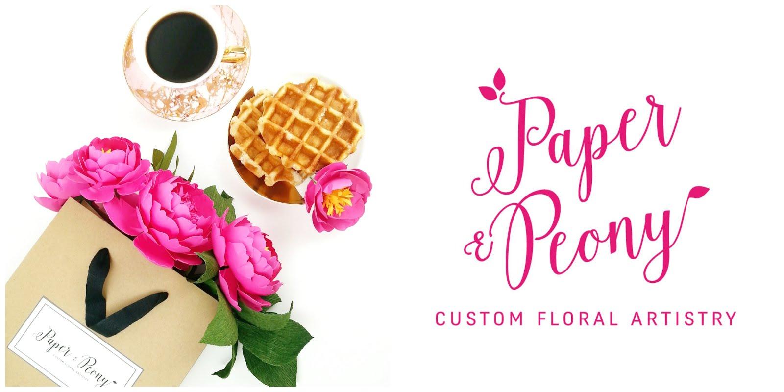 Paper & Peony