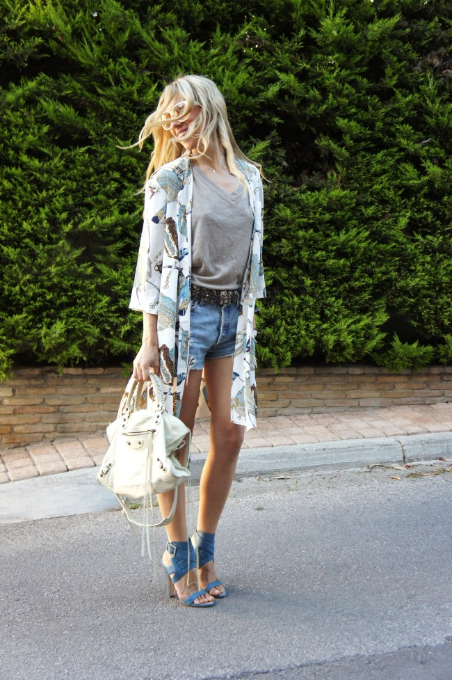 Jean Shirt Women