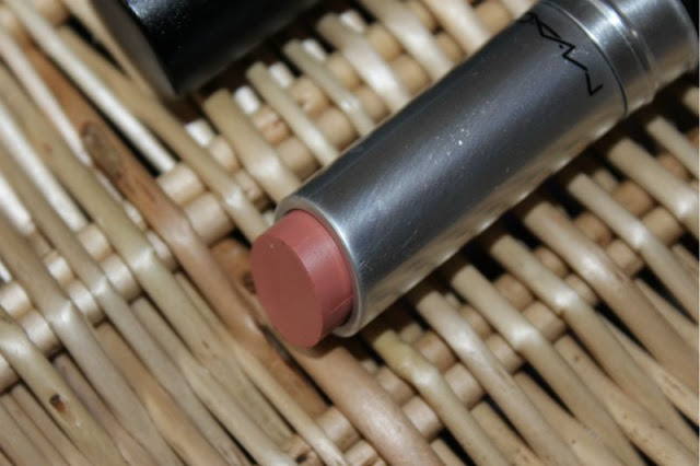 MAC Pro Longwear Lipcreme in To the Future!