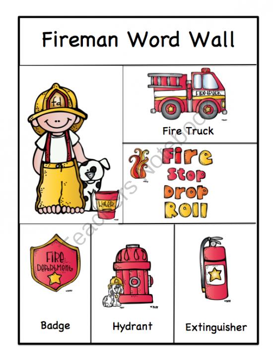 firefighter preschool preschool printables august 2013 118