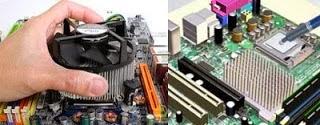 cara memasang CPU