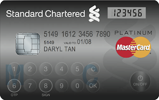 The new card from MasterCard