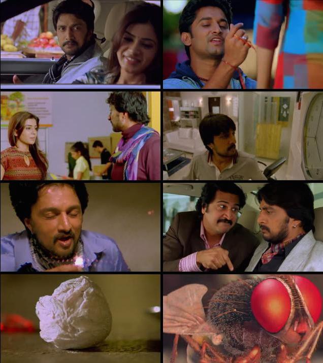 Makkhi 2012 Hindi HDRip 720p 850mb