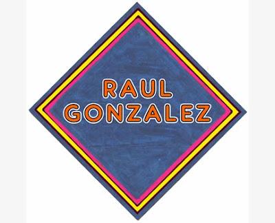 Artist Raul R. Gonzalez