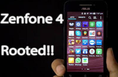 Root Asus Zenfone 4 Versi OS Lollipop Terbaru Work 100%