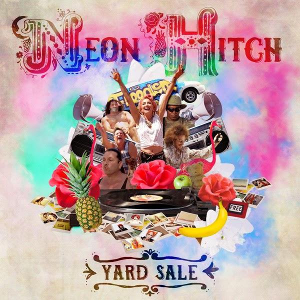 Neon Hitch - Yard Sale (Radio Edit) - Single Cover