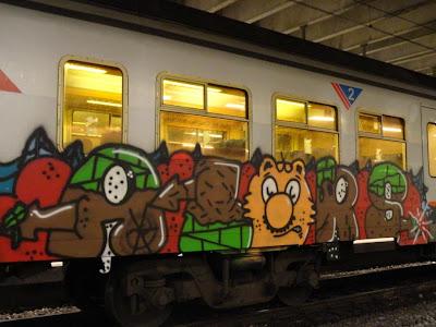Train Writers
