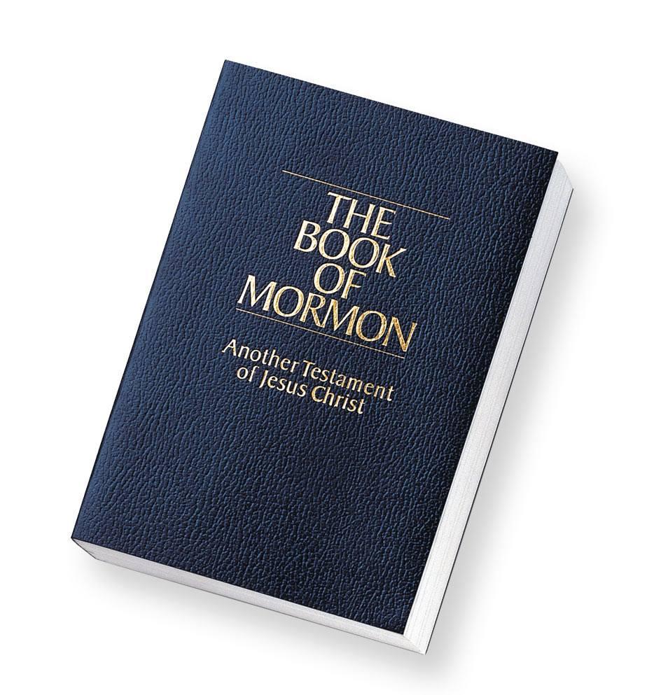 I'm a Mormon :)