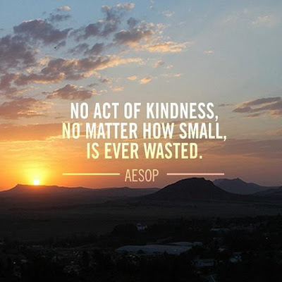 Acts Of Kindness | www.SpicyPinkInspirations.com