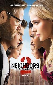 Neighbors 2: Sorority Rising Poster