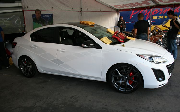 Car Models Mazda3 and Mazdaspeed3 Special Editions