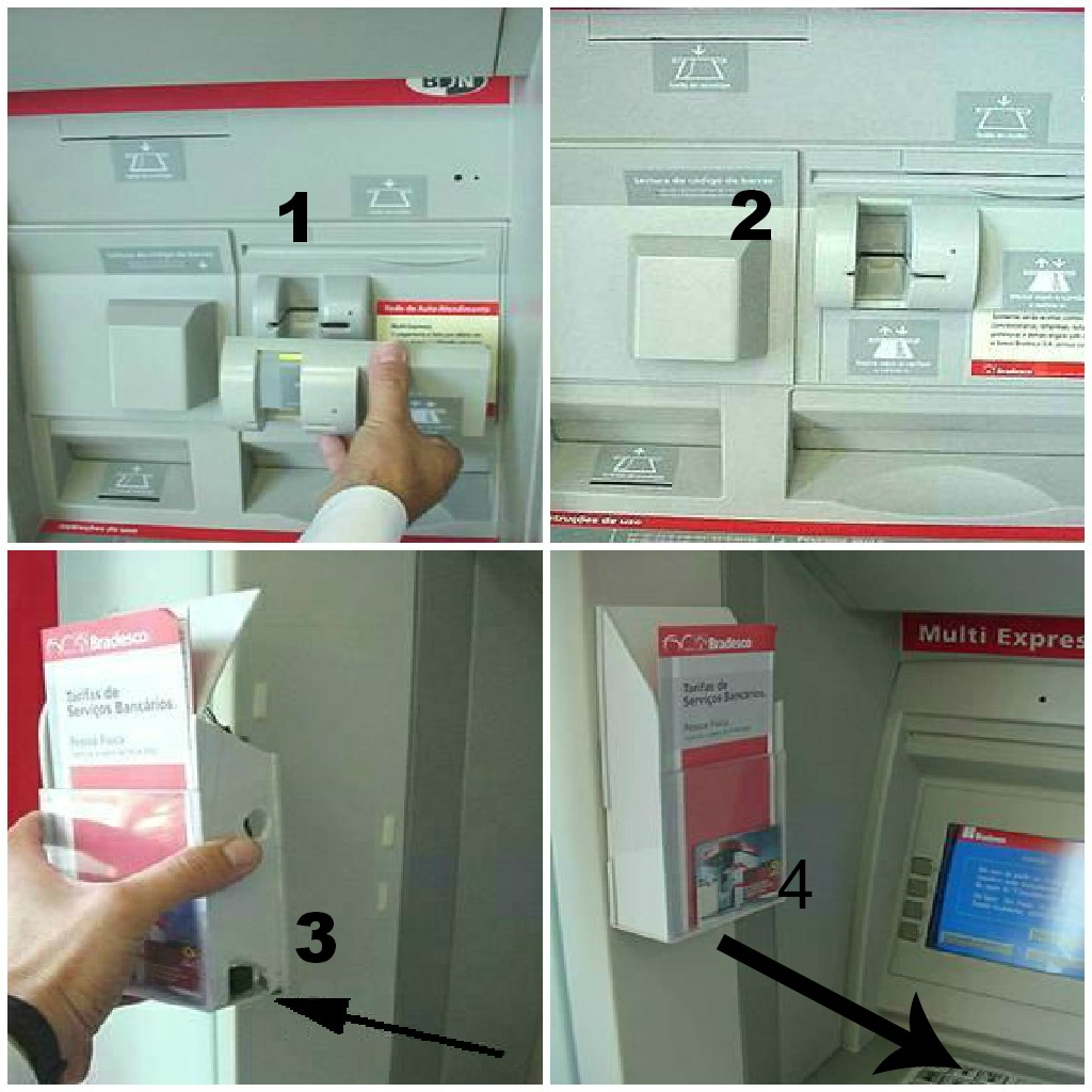 atm machine scams