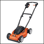 Electric Mulch Mower
