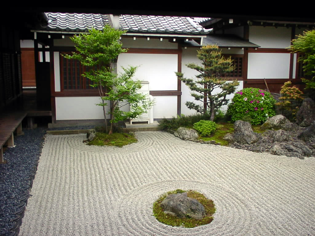 mini jardim oriental:Crie Jardim: Idéias para jardins – jardim zen