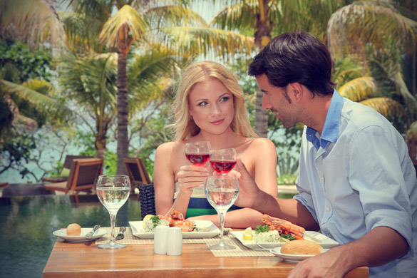 lunch date dating site