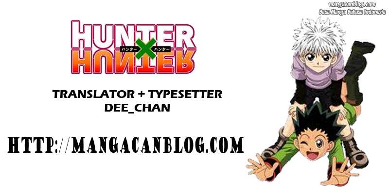 Dilarang COPAS - situs resmi www.mangacanblog.com - Komik hunter x hunter 190 - berburu 191 Indonesia hunter x hunter 190 - berburu Terbaru |Baca Manga Komik Indonesia|Mangacan
