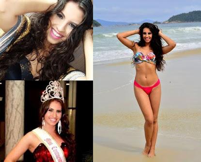 Gaúcha conquista título por Santa Catarina e será representante daquele estado no Miss Continente B