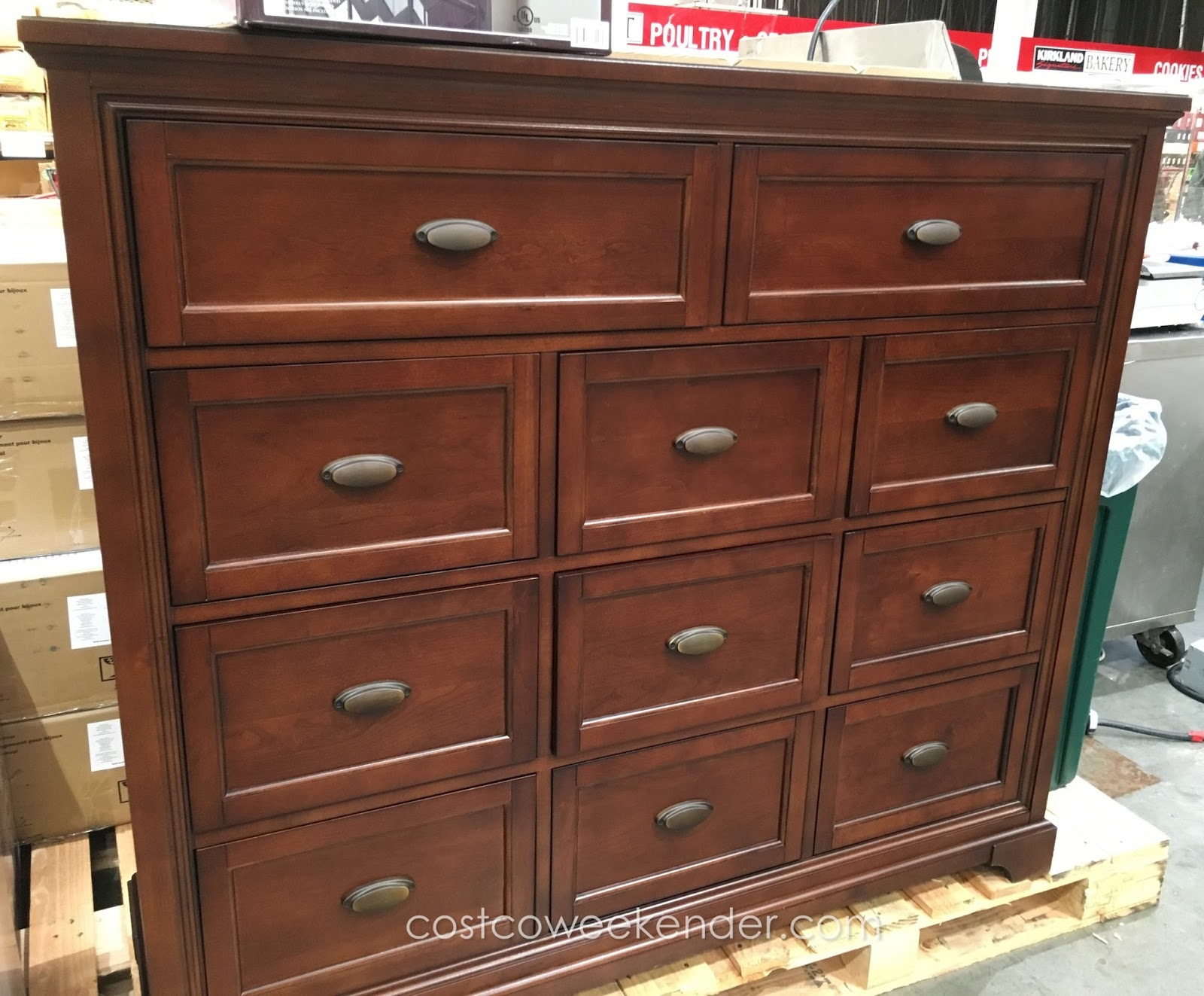 Universal furniture broadmoore gentleman 39 s chest costco for Furniture collection