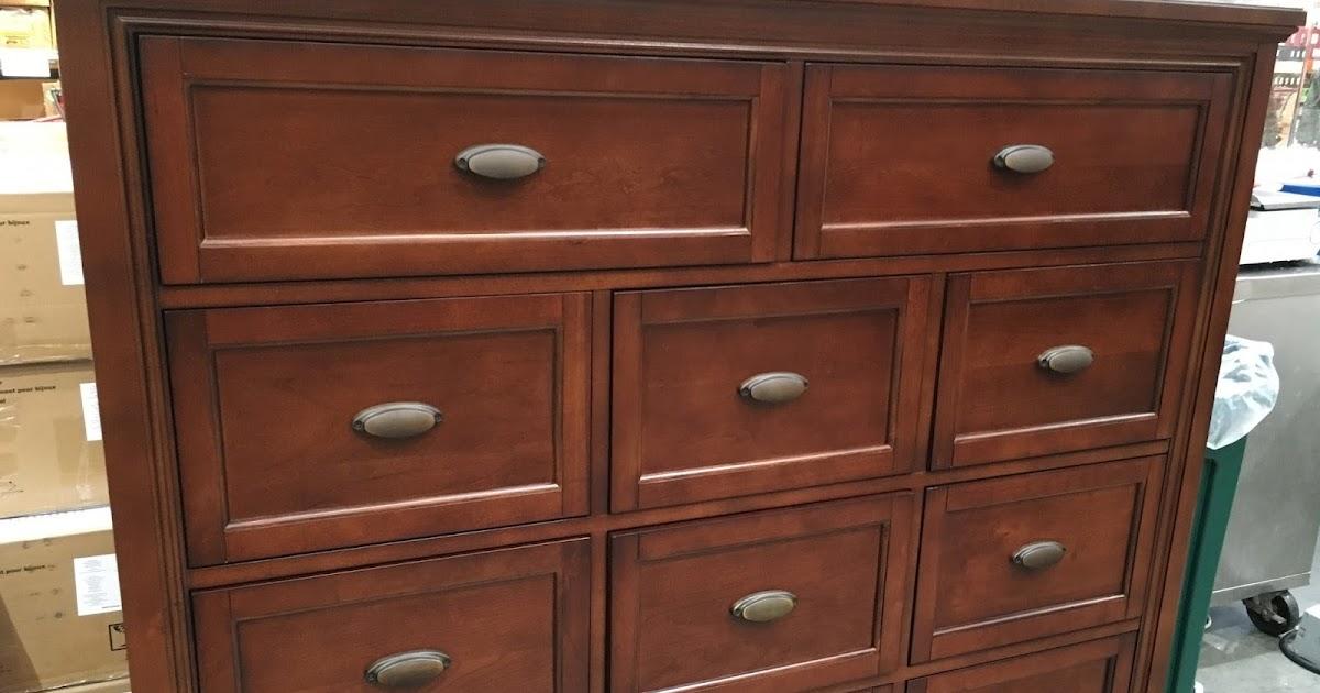 Universal furniture broadmoore gentleman 39 s chest costco weekender for Costco childrens furniture bedroom