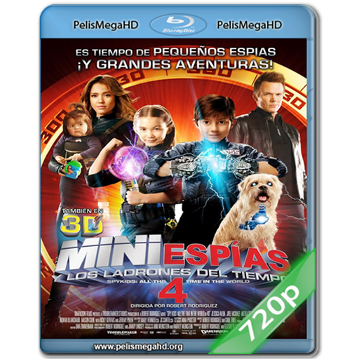MINI ESPIAS 4 (2011) 720P HD ESPAÑOL LATINO