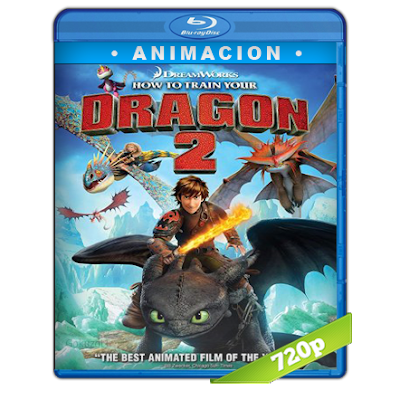 Como Entrenar A Tu Dragon 2 (2014) BRRip 720p Audio Trial Latino-Castellano-Ingles 5.1
