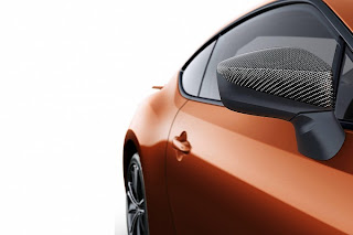 Toyota GT 86 Accessories Revealed