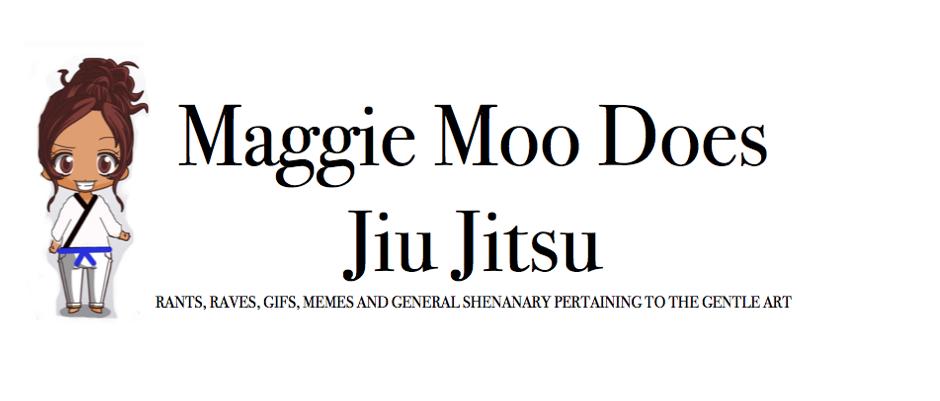 Maggie Moo Does Jiu Jitsu