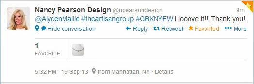 Nancy Pearson Design - Million Dollar Listing NYC - Bravo TV